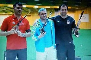 Українець Омельчук виграв етап Кубка світу зі стрільби