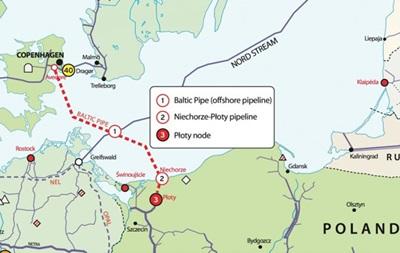 В Балтийском море построят еще один газопровод