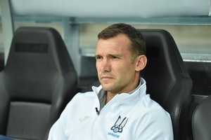 Шевченко прокомментировал предстоящий матч против Финляндии