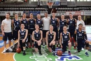 Сборная Украины назвала окончательный состав на женский Евробаскет-2017