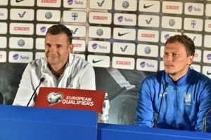Шевченко: Збірну чекає важка гра, в якій нам потрібна тільки перемога