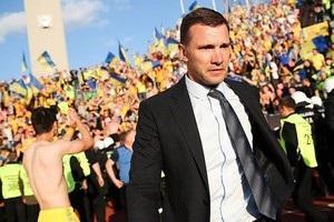 Шевченко після матчу зупинив бійку українських фанатів зі стюардами