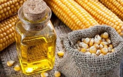 Україна збільшила експорт олії та кукурудзи