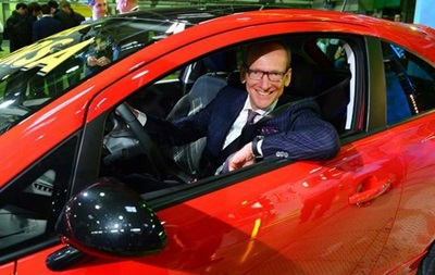 Голова Opel пішов з компанії