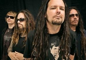 Сегодня в Киеве выступит группа Korn