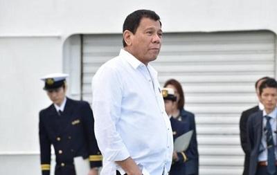 Президент Філіппін: Я не просив допомоги в США