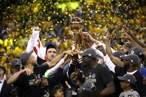 Голден Стэйт – чемпион НБА