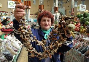 В Киеве пройдут семь продуктовых ярмарок