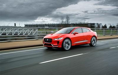 Стала известна дата продаж электрического Jaguar