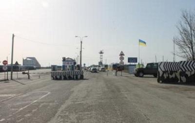 Украинка пыталась уехать из Крыма по  паспорту  ДНР