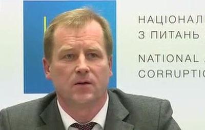 У заступника глави НАЗК Радецького проводять обшук