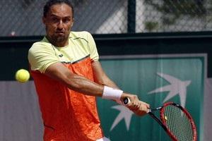 Хертогенбош (ATP): Долгополов не доиграл матч второго круга
