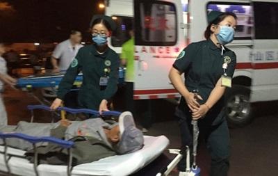 Вибух біля дитсадка в Китаї здійснив смертник