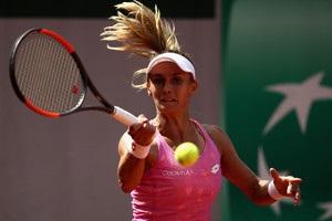 Хертогенбош (WTA): Цуренко обіграла Младенович і вийшла у півфінал