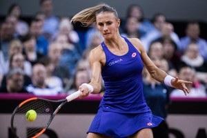 Хертогенбош (WTA): Цуренко не зуміла пробитися до фіналу
