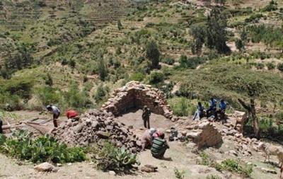 В Эфиопии археологи нашли город великанов, которому три тысячи лет