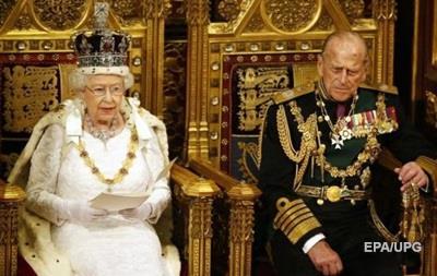 Через Brexit скасували тронну промову королеви