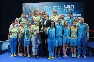 Украина заняла второе место в медальном зачете ЧЕ по прыжкам в воду