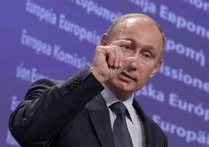 Путин: Все вопросы вступления РФ как члена Таможенного союза в ВТО сняты