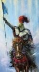 Доблестные рыцари  - персональная выставка пензенских художников Ирины и Александра Поповых