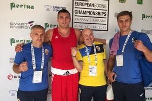 Чемпионат Европы по боксу: 8 из 10 украинцев пробились в четвертьфинал