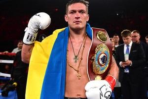 Усик виступить у Всесвітній боксерській суперсерії - ЗМІ