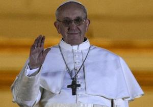 Папа Римский передал пострадавшим от землетрясения в Китае 30 тысяч долларов