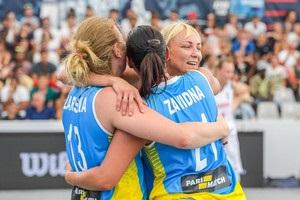 Жіноча збірна України - бронзовий призер ЧС з баскетболу 3х3