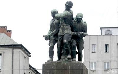 Сейм Польши принял решение о сносе коммунистических памятников