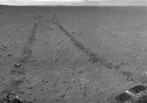 Кьюриосити составил карту ветров Марса