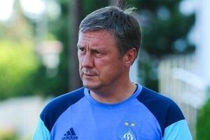 Хацкевич: Повинні бути готові до відходу Ярмоленка і Віди з Динамо