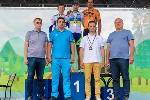 Kolls здобула тактичну перемогу в гонці андерів на Чемпіонаті України
