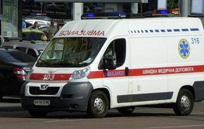 В Киеве взрыв на заводе, травмирован работник
