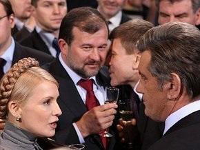 Балога написал Тимошенко письмо с просьбой уменьшить количество заместителей
