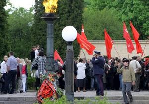 Партия Родина: Праздник 9 Мая во Львове состоялся