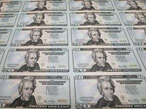 Курс продажи наличного доллара составляет 7,82-7,95 гривны