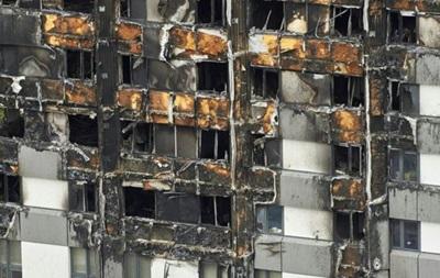 У Лондоні ще майже 30 пожежонебезпечних будівель