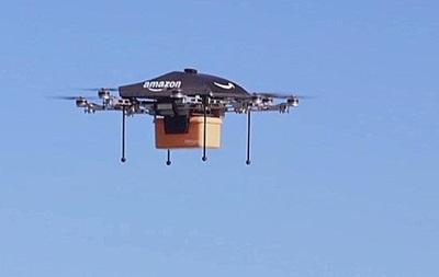 Amazon запатентовала многоуровневые парковки для дронов