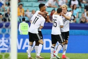 Німеччина обіграла Камерун, вигравши свою групу на Кубку Конфедерацій