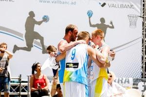 Українські баскетболісти 3х3 вийшли у фінальний турнір чемпіонату Європи