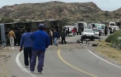 В Аргентине ДТП с автобусом, 13 погибших