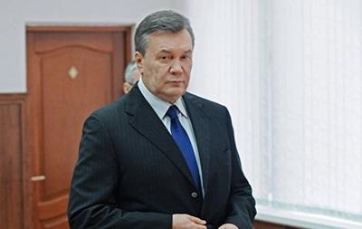 Суд не буде звертатися до РФ у справі Януковича