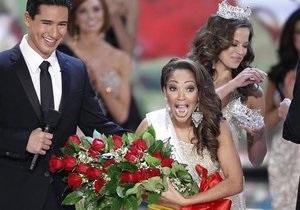 В Лас-Вегасе прошел конкурс Мисс Америка-2010
