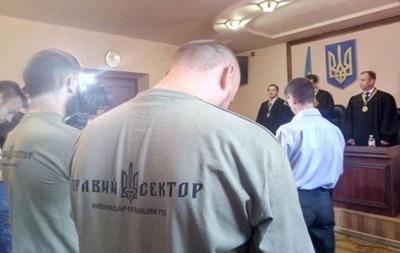 Стрельба в Мукачево: Правый сектор оправдали
