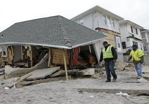 Ураган Сэнди: На восстановление штата Нью-Йорк потребуется более $30 млрд