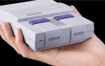 Класичну консоль Super Nintendo перевипустять з новою грою