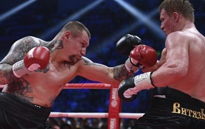 Бокс: Українець поступився росіянину за очками