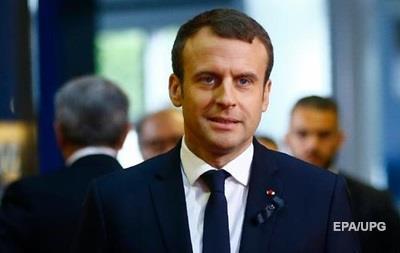 У Франції затримали чоловіка, який планував замах на Макрона