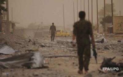Силы коалиции вошли в самую укрепленную часть Ракки