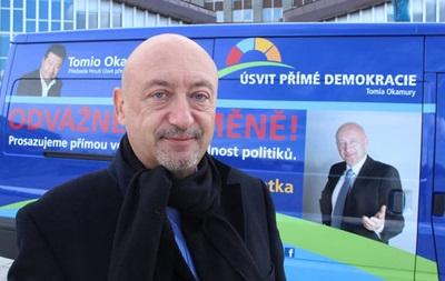 Киев не пустил посещавшего Крым чешского депутата